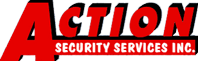 Action Security Services Calgary logo